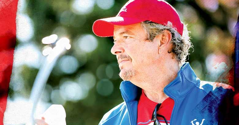 Blake Bell, participant à la Grande Randonnée Parkinson Canada