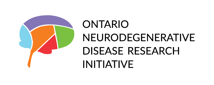"Logo de ""Ontario Neurodegenerative Disease Research Initiative"" (ONDRI)"